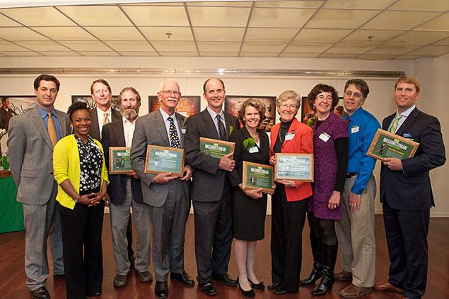 Recap: 2013 Washingtonian Green Awards