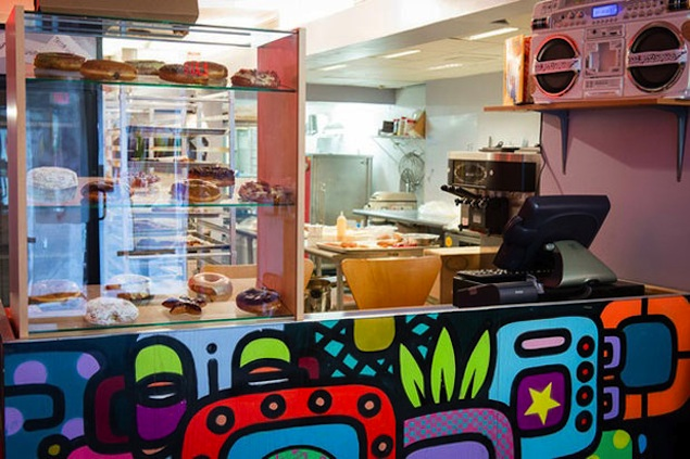 Temporary Closing and Possible New Location for Zeke's DC Donutz