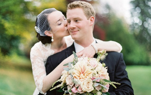 Real Wedding: Jessica and Hunter