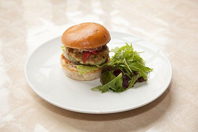 Calamari Burgers and Braised Lamb Shank Flatbread: What You'll Be Eating at Decanter (Photos)