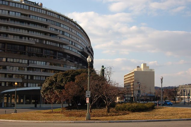 Soon There Could Be No Traces of the Watergate Scandal at the Watergate