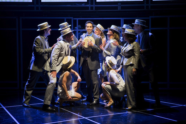 """Theater Review: """"Company"""" at Signature Theatre"""