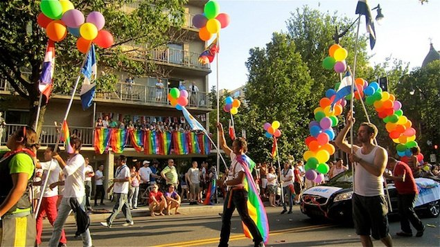 Celebrate Pride Month with virtual events around DC. Photograph by Flickr user anokarina.