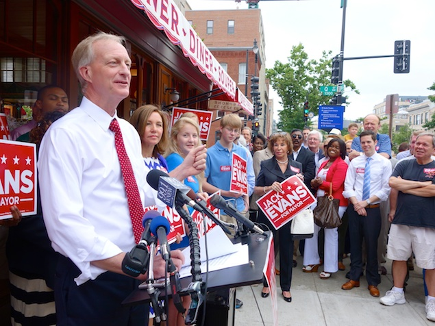 And Then There Were 3: Jack Evans Joins DC Mayoral Race