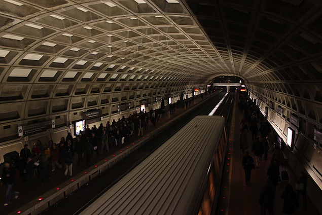 The WMATA Twitter Feed: A Source of Commuter Frustration, or a Solution?