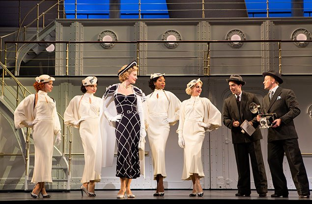 "Theater Review: ""Anything Goes"" at the Kennedy Center"