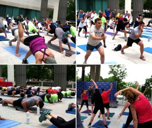 Fitness Class Review: P90X With Tony Horton in DC