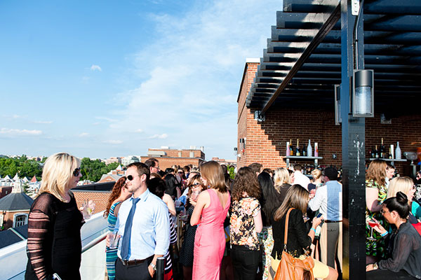 Washingtonian's AT&T Best of Washington Happy Hour in DC (Photos)