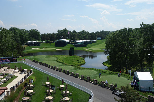 The AT&T National Has Something for Everyone, Including Life Lessons for Women (Photos)