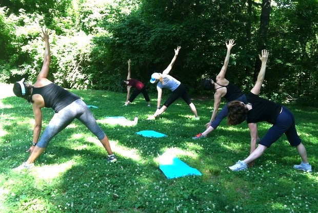 Fitness Class Review: Yoga Hikes DC