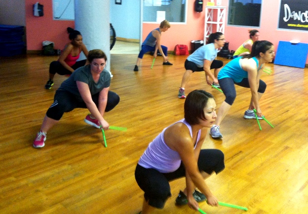 Fitness Class Review: Pound at Balance Gym