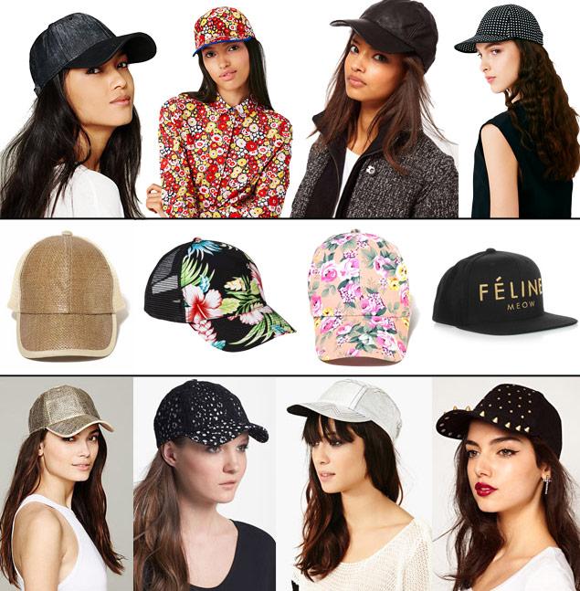 Mini Trend: Baseball Hats