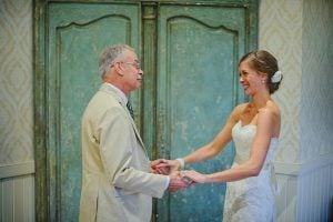 Daddy's Little Girl: Our Favorite Father-Daughter Wedding Moments (Photos)
