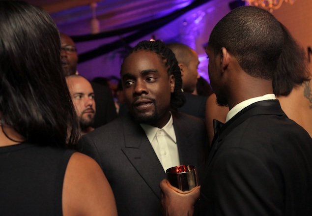 Wale Celebrates 3rd Album With a Party at the W
