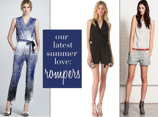 Currently Obsessed: Rompers (Photos)