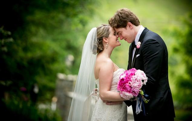 Real Wedding: Lisa and Nicholas