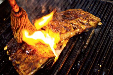 RG's BBQ Cafe: Good Comeback