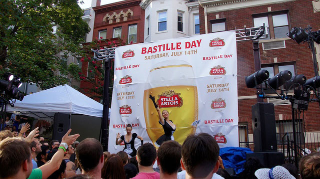 Updated: Where to Celebrate Bastille Day in Washington
