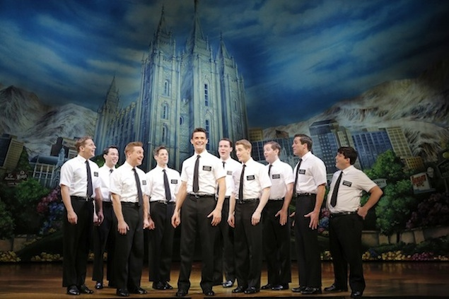 "Theater Review: ""The Book of Mormon"" at the Kennedy Center"