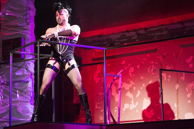 "Theater Review: ""The Rocky Horror Show"" at Studio Theatre"