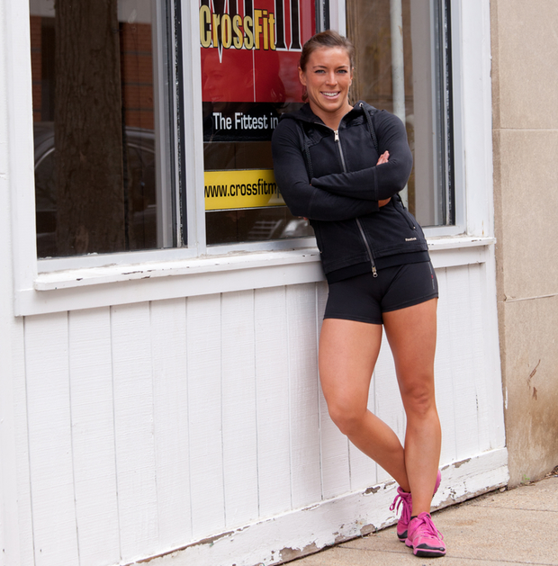 Local Nurse Christy Phillips Competes for the CrossFit Title of Fittest Woman on Earth