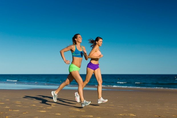 How to Stay on Track With Marathon Training While on Vacation