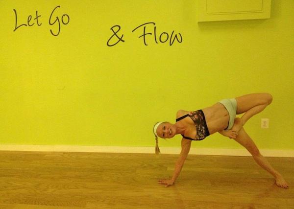Best Yoga Instructor: Georgia Gerstein