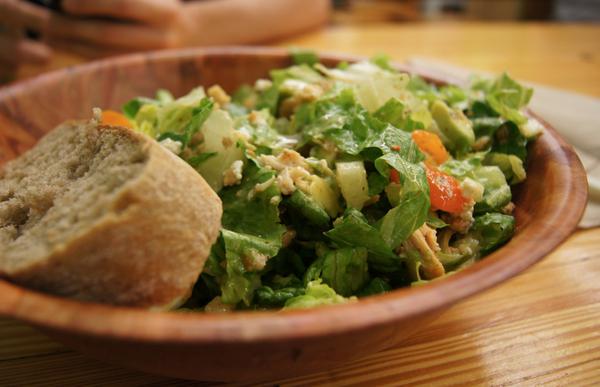 Favorite Healthy Lunch Spot: Sweetgreen