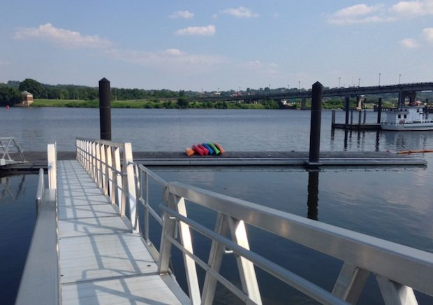 Ball Park Boathouse Now Open Along Anacostia River