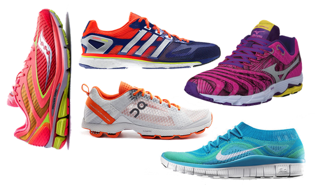 The 2013 Guide to Fall Running Shoes (Photos)