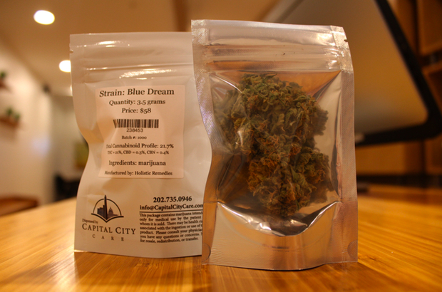 "First DC Medical Marijuana Sales Made the Dispensary Owners ""Ecstatic"""