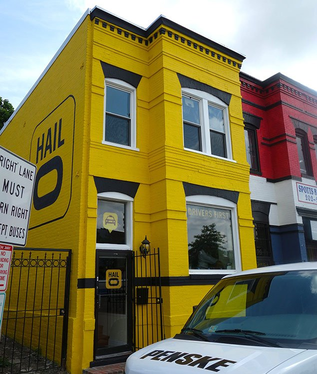 Taxi-Finding App Hailo Launches in DC