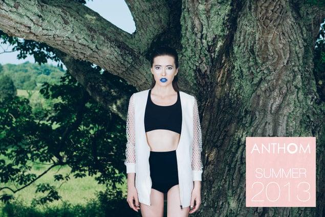 Lookbook Love: Anthom's Futuristic-Cool Summer Set