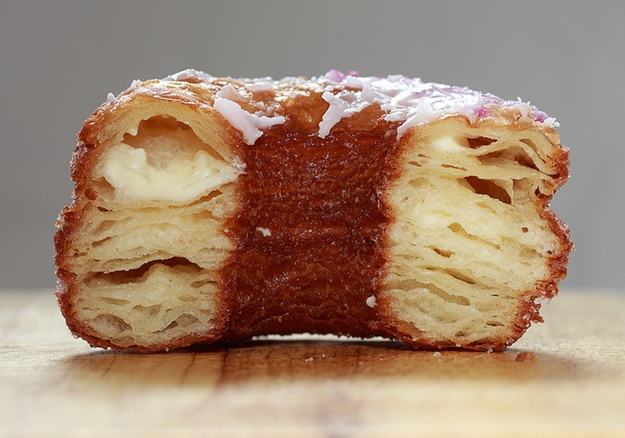 The New Cronut, Chipotle's Fake Hack, Royal Baby Food Testers: Eating & Reading