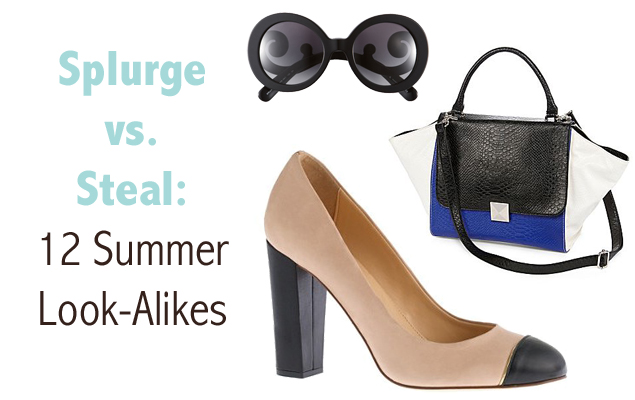 Get the Look for Less: Summer Picks