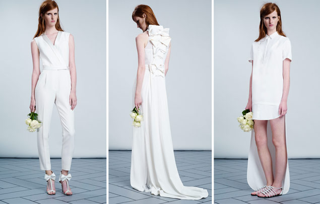 Viktor & Rolf Launches a Bridal Collection