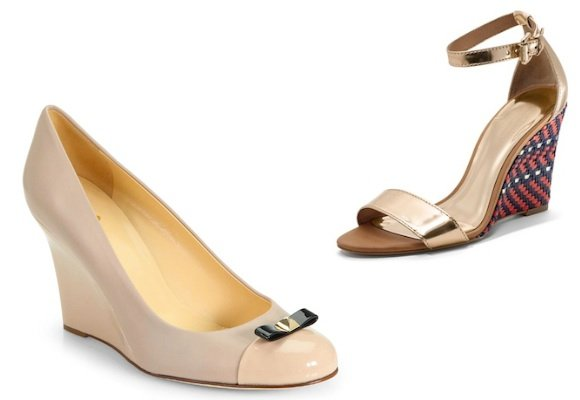 Trend Watch: 15 Wedding-Perfect Wedges (Photos)