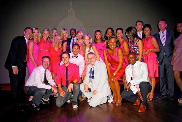 Newsbabes Bash for Breast Cancer Raises Funds and Awareness