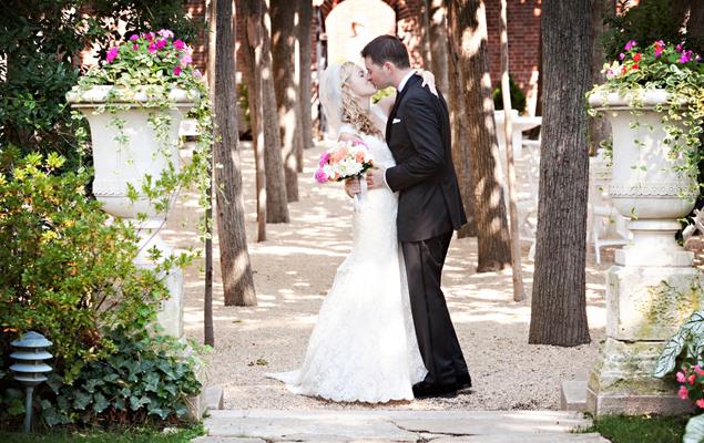 Real Wedding: Karina and Matthew
