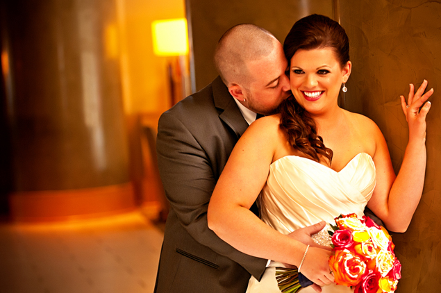 Real Wedding: Sherilyn and John