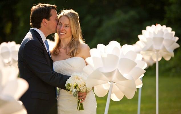Real Wedding: Susanna and Peter