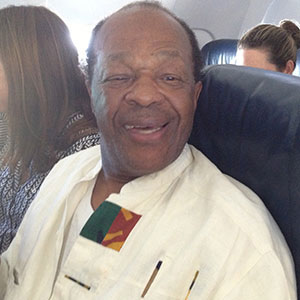 Marion Barry and Bloody Marys at 35,000 Feet