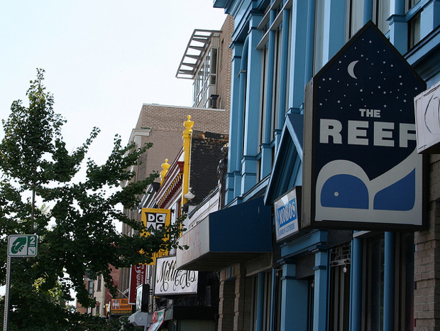 Adams Morgan's The Reef Closes for Good After Stabbing Incident