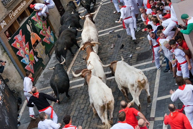 Here's Your Chance to Run With the Bulls—in Richmond!