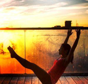Photo Friday: Sunrise Pilates
