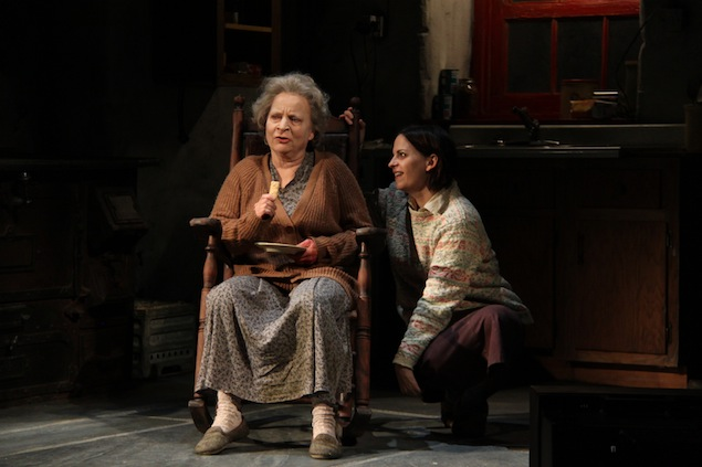 "Theater Review: ""The Beauty Queen of Leenane"" at Round House Theatre"