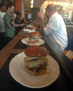 Photo Friday: Our Readers Tackling Del Campo's Chivito