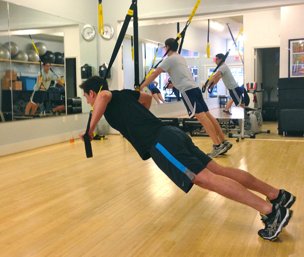 Fitness Class Review: TRX/Kettlebell Class With Reformation Fitness