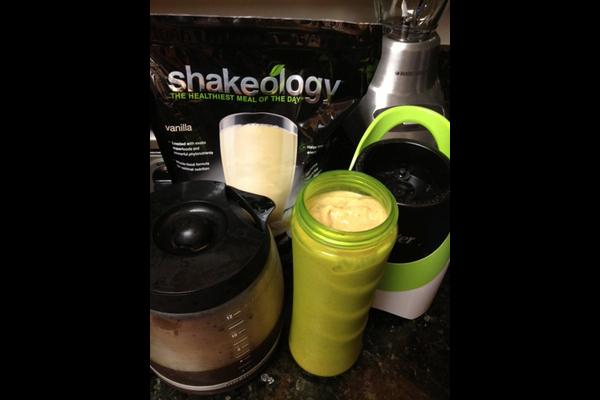 Iced Coffee Shake