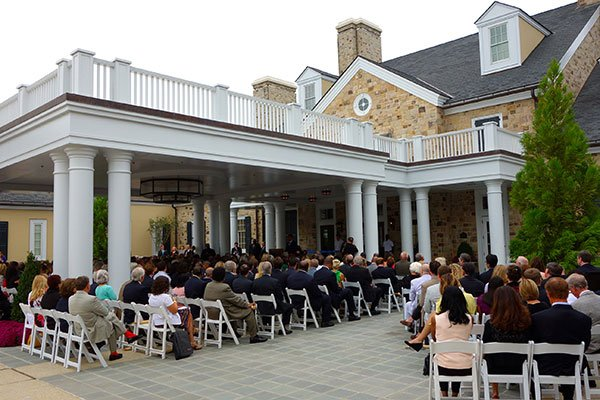 Salamander Resort & Spa Opens With Speeches, Sparkling Wine, and Glimpses of Luxury